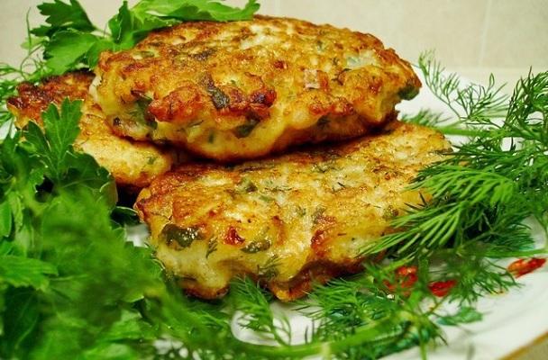 Котлеты куриные из рубленного мяса рецепт
