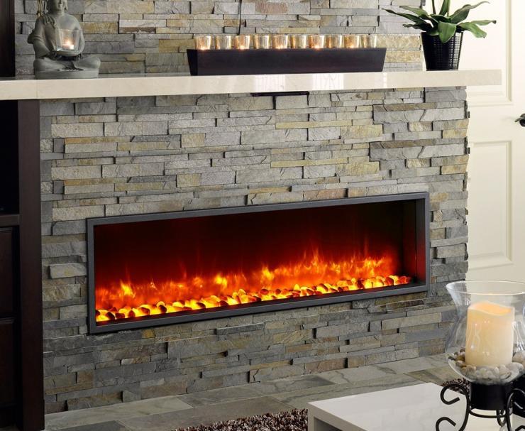 Электрический камин Bonfire EF 13-23, цена 4 750 грн., купить в ... | 607x740
