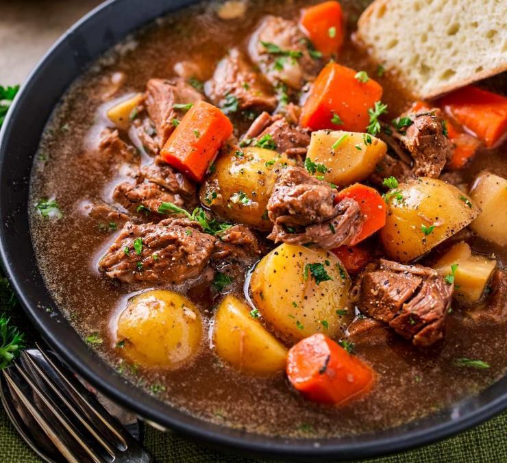 рецепты блюд из мяса с фото простые селе херсонской области